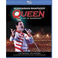 Queen - Hungarian Rhapsody: Queen Live In Budapest (Region A Blu-ray)