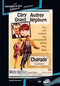 Charade (Region 1 DVD) - Cover