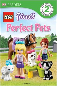 Perfect Pets - Lisa Stock (Hardcover) - Cover