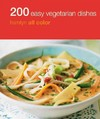 200 Easy Vegetarian Dishes - Denise Smart (Paperback) Cover