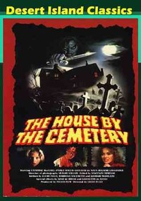 House By Cemetery (Region 1 DVD) - Cover
