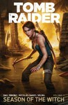 Tomb Raider Season of the Witch 1 - Gail Simone (Paperback) Cover