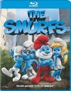 The Smurfs (3D Blu-ray) Cover
