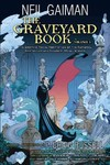 The Graveyard Book 1 - Neil Gaiman (Hardcover)