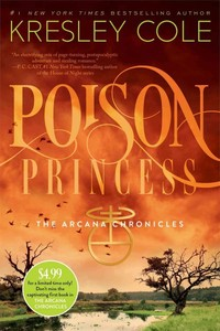 Poison Princess - Kresley Cole (Paperback) - Cover
