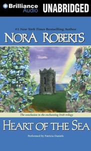 Heart of the Sea - Nora Roberts (CD/Spoken Word) - Cover