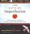 The Gifts of Imperfection - Brene Brown (CD/Spoken Word)