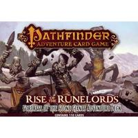 Pathfinder Adventure Card Game - Rise of the Runelords - Fortress of the Stone Giants (Card Game)