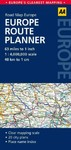 Europe Route Planner - Aa Publishing (Sheet map, folded)