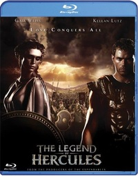 Legend of Hercules (Blu-ray) - Cover