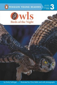 Owls - Emily Sollinger (Hardcover) - Cover