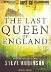 The Last Queen of England - Steve Robinson (CD/Spoken Word)