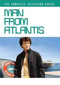 Man From Atlantis: Complete Television Series (Region 1 DVD) - Cover