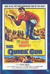 Quick Gun (Region 1 DVD) - Cover