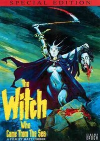Witch Who Came From the Sea (Region 1 DVD) - Cover