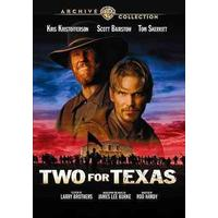 Two For Texas (Region 1 DVD)