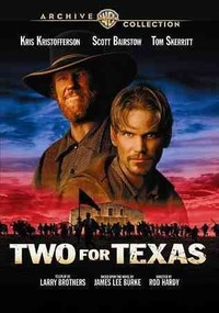 Two For Texas (Region 1 DVD) - Cover