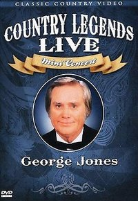 George Jones - Country Legends Live Mini Concert:Geo (Region 1 DVD) - Cover