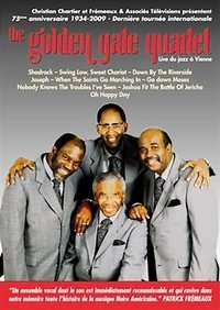 Golden Gate Quartet - Live A Vienne:Last European Tour (Region 1 DVD) - Cover
