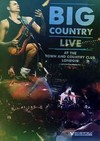 Big Country - Live At the Town & Country Club (Region 1 DVD)