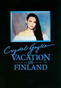 Crystal Gayle - Vacation In Finland (Region 1 DVD) - Cover