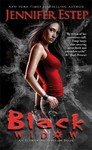 Black Widow - Jennifer Estep (Paperback)