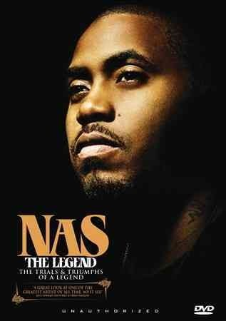 Nas - Legend (Region 1 DVD)