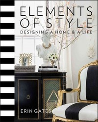 Elements of Style - Erin Gates (Hardcover) - Cover