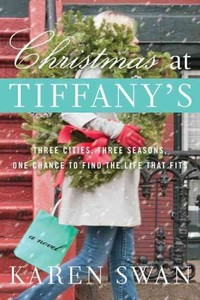 Christmas at Tiffany's - Karen Swan (Paperback) - Cover