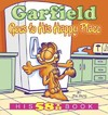 Garfield Goes to His Happy Place - Jim Davis (Paperback)