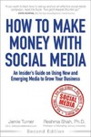 How to Make Money with Social Media - Jamie Turner (Hardcover)