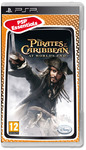 Pirates of the Caribbean: At Worlds End (PSP) Cover