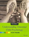 Understanding Abnormal Child Psychology - Vicky Phares (Paperback)