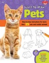 Learn to Draw Pets - Robbin Cuddy (Paperback)