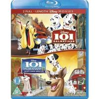 101 Dalmatians 1 & 2  Box Set (Blu-ray)