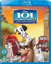 101 Dalmatians II: Patch's London Adventure (Blu-ray) Cover