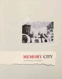 Memory City - Alex Webb (Hardcover) - Cover