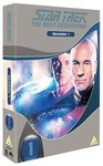 Star Trek the Next Generation: The Complete Season 1 (DVD) Cover