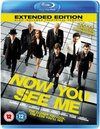 Now You See Me: Extended Edition (Blu-ray)