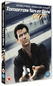 Tomorrow Never Dies (DVD) - Cover