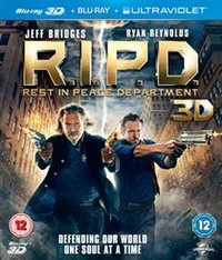 R.I.P.D. (Blu-ray) - Cover