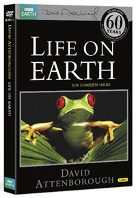 David Attenborough: Life On Earth - The Complete Series (DVD) - Cover
