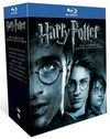 Harry Potter: The Complete 8 Film Collection (Blu-ray) Cover