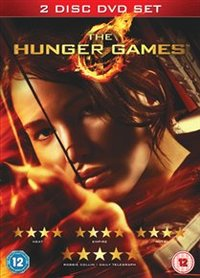 Hunger Games (DVD) - Cover