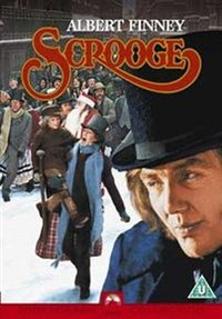Scrooge (DVD) - Cover
