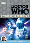 Doctor Who: Attack of the Cybermen (DVD) Cover