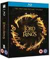 The Lord of the Rings Trilogy (Blu-ray)