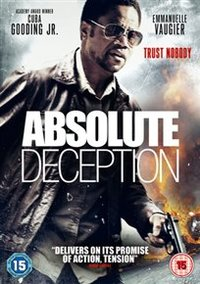 Absolute Deception (DVD) - Cover