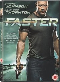 Faster (DVD) - Cover