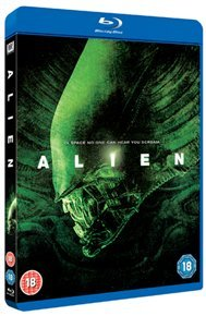 Alien (Blu-ray) - Cover